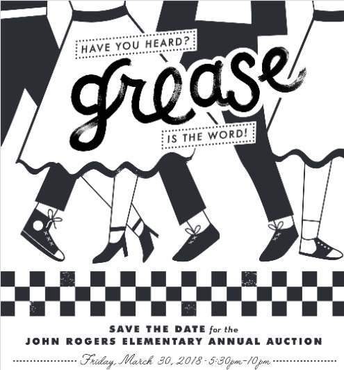 John Rogers 2018 Auction - Grease